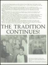 1984 Grayson County High School Yearbook Page 86 & 87