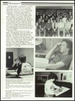 1984 Grayson County High School Yearbook Page 88 & 89