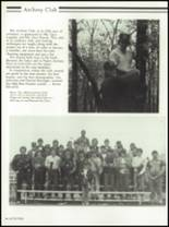 1984 Grayson County High School Yearbook Page 90 & 91