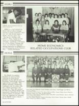 1984 Grayson County High School Yearbook Page 94 & 95
