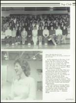 1984 Grayson County High School Yearbook Page 100 & 101