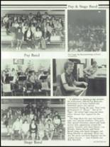 1984 Grayson County High School Yearbook Page 106 & 107