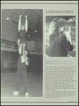 1984 Grayson County High School Yearbook Page 110 & 111
