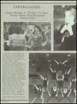 1984 Grayson County High School Yearbook Page 112 & 113