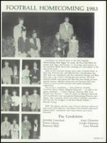 1984 Grayson County High School Yearbook Page 120 & 121