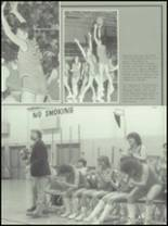 1984 Grayson County High School Yearbook Page 124 & 125