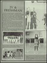 1984 Grayson County High School Yearbook Page 126 & 127