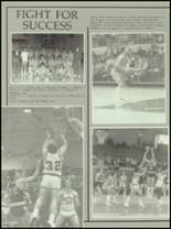 1984 Grayson County High School Yearbook Page 128 & 129