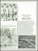 1984 Grayson County High School Yearbook Page 132 & 133