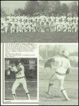 1984 Grayson County High School Yearbook Page 138 & 139