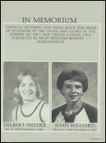 1984 Grayson County High School Yearbook Page 178 & 179