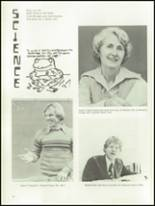 1978 Wills High School Yearbook Page 44 & 45