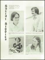 1978 Wills High School Yearbook Page 48 & 49