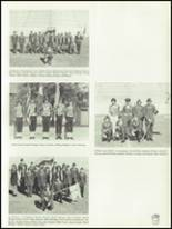1978 Wills High School Yearbook Page 132 & 133