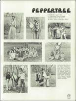 1978 Wills High School Yearbook Page 156 & 157