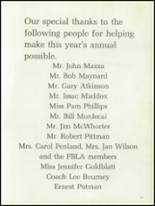 1978 Wills High School Yearbook Page 218 & 219