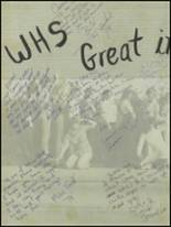 1978 Wills High School Yearbook Page 230 & 231