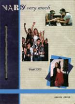 2003 Yearbook Red Oak High School