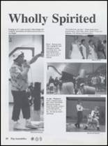 1992 North Valley High School Yearbook Page 24 & 25