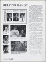 1992 North Valley High School Yearbook Page 38 & 39