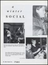 1992 North Valley High School Yearbook Page 42 & 43