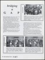 1992 North Valley High School Yearbook Page 58 & 59