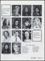 1992 North Valley High School Yearbook Page 70 & 71