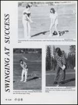 1992 North Valley High School Yearbook Page 82 & 83