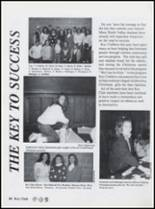 1992 North Valley High School Yearbook Page 90 & 91