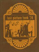 1974 Yearbook Buckeye Union High School