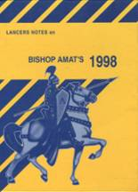 1998 Yearbook Bishop Amat High School