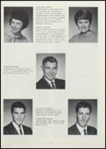 1964 Rock Valley High School Yearbook Page 12 & 13