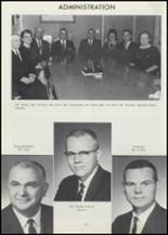 1964 Rock Valley High School Yearbook Page 16 & 17