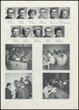 1964 Rock Valley High School Yearbook Page 20 & 21