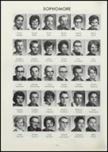 1964 Rock Valley High School Yearbook Page 22 & 23
