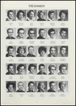 1964 Rock Valley High School Yearbook Page 24 & 25