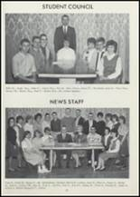 1964 Rock Valley High School Yearbook Page 26 & 27