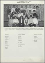 1964 Rock Valley High School Yearbook Page 28 & 29