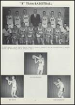 1964 Rock Valley High School Yearbook Page 42 & 43