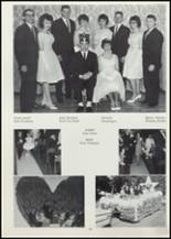 1964 Rock Valley High School Yearbook Page 54 & 55