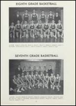 1964 Rock Valley High School Yearbook Page 60 & 61
