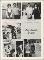 1970 Ralston High School Yearbook Page 18 & 19