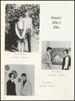 1970 Ralston High School Yearbook Page 20 & 21