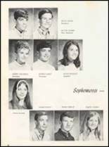 1970 Ralston High School Yearbook Page 24 & 25