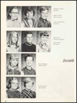 1970 Ralston High School Yearbook Page 30 & 31