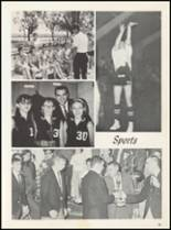 1970 Ralston High School Yearbook Page 38 & 39