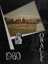 1960 Yearbook Sierra High School