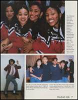 1995 Cleveland High School Yearbook Page 10 & 11