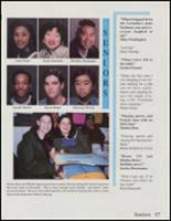 1995 Cleveland High School Yearbook Page 20 & 21