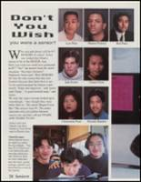 1995 Cleveland High School Yearbook Page 28 & 29
